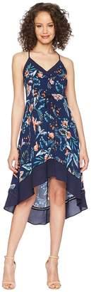Adelyn Rae Gianina Hi-Low Dress Women's Dress