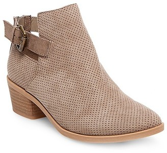 Women's dv Sam Perforated Booties $34.99 thestylecure.com