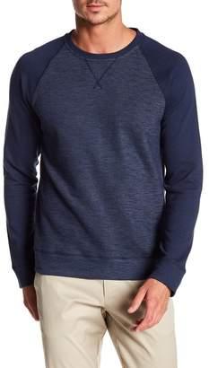 DKNY Raglan Sleeve Baseball Shirt