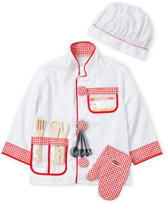 Melissa & Doug Kids) 6-Piece Chef Costume