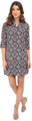 KUT from the Kloth Long Sleeve Shirt Dress Women's Dress