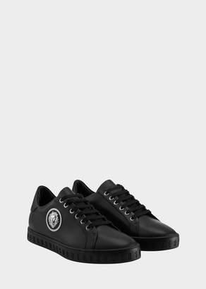 Versace Lion Head Sneakers