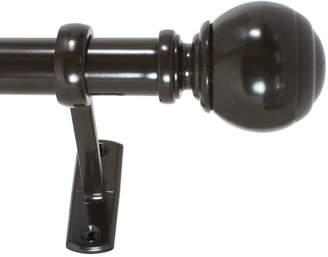 Decopolitan Ball Outdoor Drapery Rod Set - 42''-120''