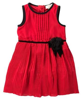 f48ce2d8a7d Kate Spade pleated chiffon dress (Toddler   Little Girls)
