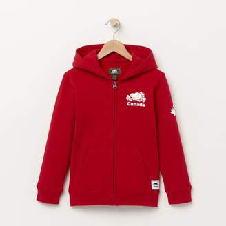 Roots Boys Canada Full Zip Hoody