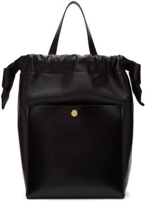 Sophie Hulme Black Knot Bag