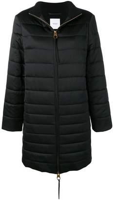 Agnona zipped padded coat