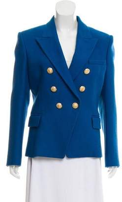Balmain Structured Double-Breasted Blazer
