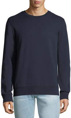 Frame Men's Crewneck Sweatshirt, Navy