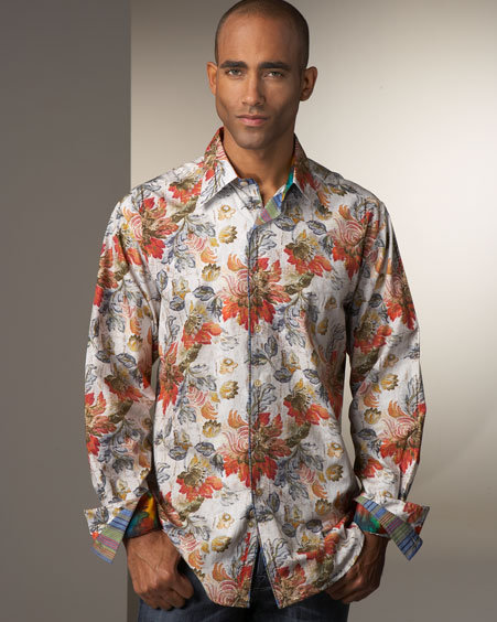 Robert Graham Townsend Floral Shirt