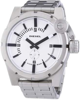 Diesel Men's DZ4237 Stainless-Steel Swiss Quartz Watch with Dial