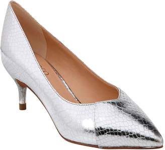 Franco Sarto Kitten Heel Pumps - Donnie