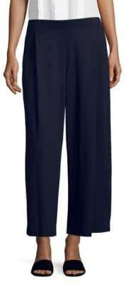 Lafayette 148 New York Cropped Pleated Pants