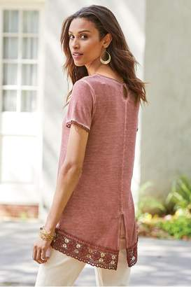 Soft Surroundings Livi Tee