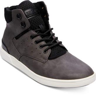 Steve Madden Men's Fridged High-Top Sneakers Men's Shoes