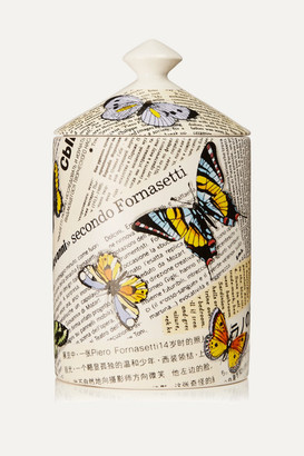 Fornasetti Ultime Notizie Scented Candle, 300g - Colorless