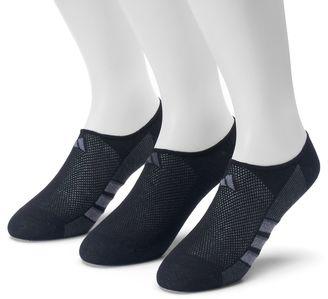 Men's adidas 3-pack climacool Superlite No-Show Socks $14 thestylecure.com