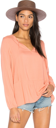 Sanctuary Lily Rose Blouse $79 thestylecure.com