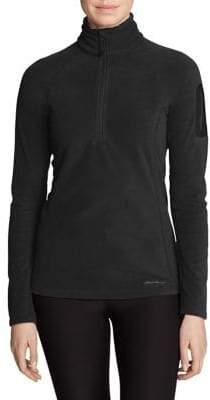 Eddie Bauer Cloud Layer Pro Fleece Half-Zip Pullover