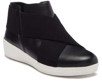 FitFlop Superflex Leather Ankle Bootie