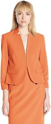 Nine West Women's Kiss Front Jacket
