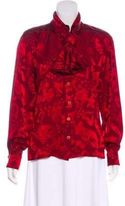 Ungaro Vintage Long Sleeve Top