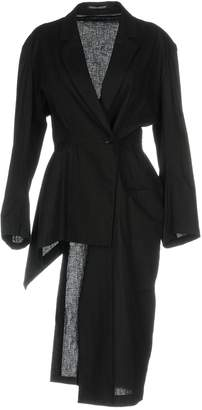 Yohji Yamamoto Overcoats