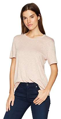 Splendid Women's Short Sleeve Crew Neck
