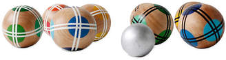 Fredericks and Mae Wood Bocce Ball Set