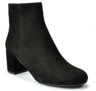 Footnotes Zander - Suede Bootie