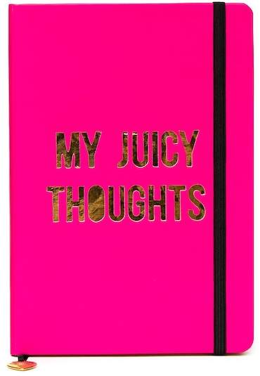 My Juicy Thoughts Bound Journal