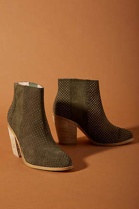 Anthropologie Micro-Studded Boots