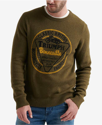 Lucky Brand Men Triumph Sweater