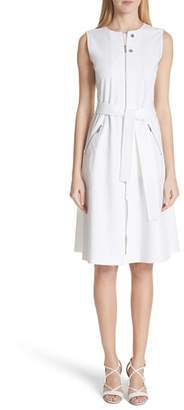 Lafayette 148 New York Karsyn Fit & Flare Dress
