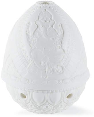 Lladro Collectible Figurine, Lord Ganesha Lithophane Candle Holder