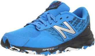 New Balance Boys' 690 Trail Shoe Size 7 M
