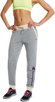 Champion Fleece Logo Jogger Pants