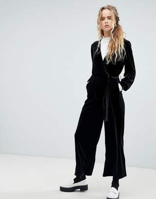 cf29dd3ce83d Velvet Jumpsuit - ShopStyle UK