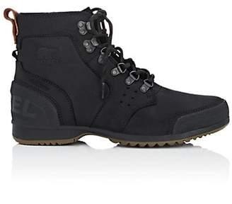Sorel Men's AnkenyTM Mid Nubuck Boots - Black