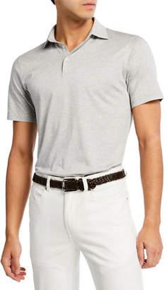 Peter Millar Men's Excursionist Flex Polo Shirt