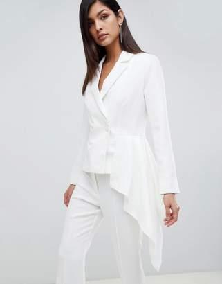 Asos DESIGN tailored asymmetric blazer
