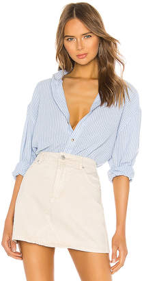 ROLLA'S Slouch Stripe Shirt