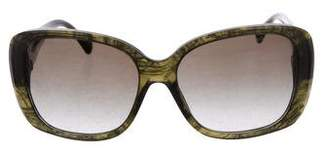 Chanel Quilted Turn-Lock Sunglasses