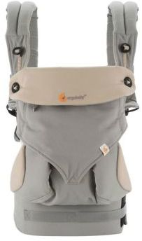 Ergobaby Four Position 360 Baby Carrier $160 thestylecure.com