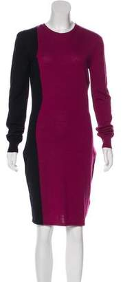 Chalayan Wool Knee-Length Dress