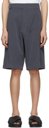 Studio Nicholson Grey Berruti Cynch Shorts