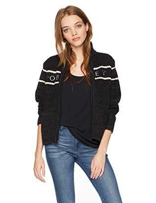 Obey Junior's Novel Zip Sweater Jacket