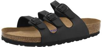Birkenstock Women's Florida Soft Cork Footbed Sandal 37 M EU