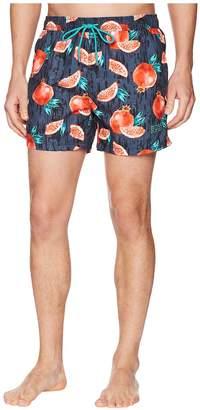 HUGO BOSS Threadfin Swim Trunk Men's Swimwear
