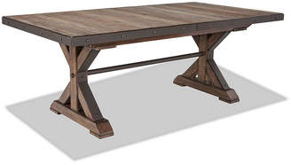 Asstd National Brand Taos Rectangular Trestle Table